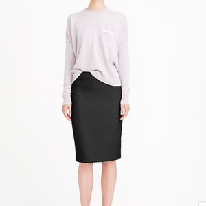 NWT jcrew no2 pencil skirt